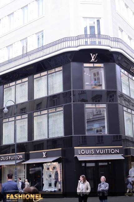 Иложбен салон на Луј Витон