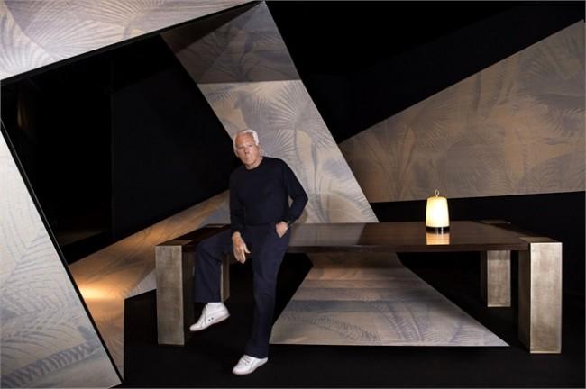 Колекцијата Casa на Џорџо Армани