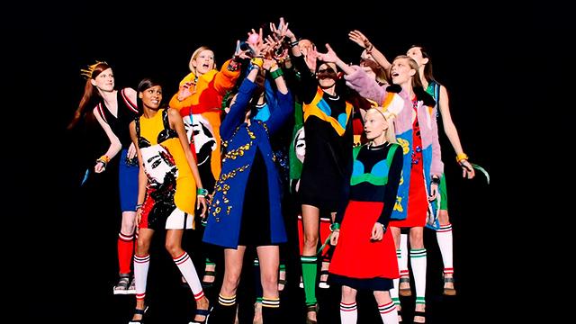 колекцијата на Прада е наградена за дизајн на годината