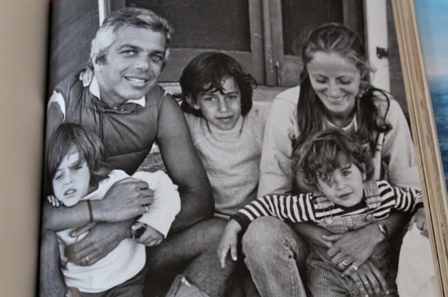 Ралф со семејството