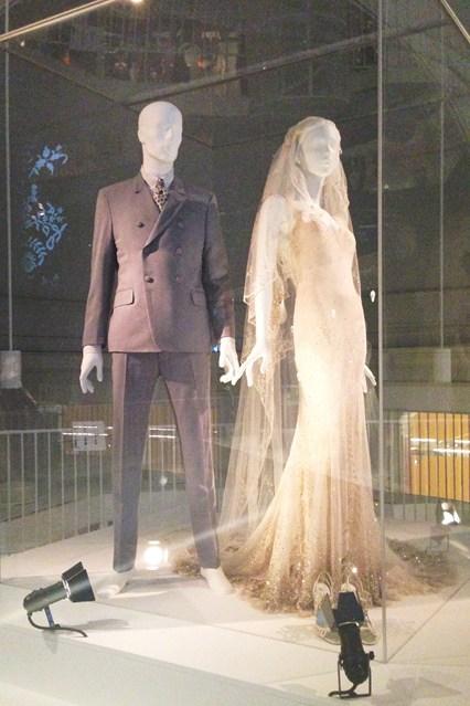 Венчаницата на Кејт Мос од Џон Галијано