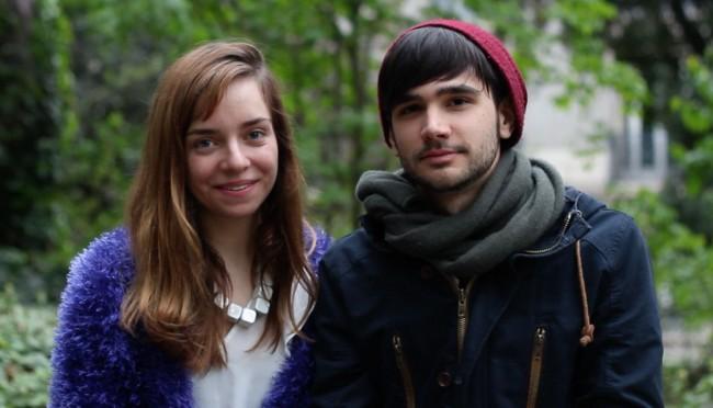 Кристина Илиевска и James Honeycutt
