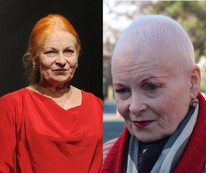 Огнено црвената коса долго време беше нејзин заштитен знак