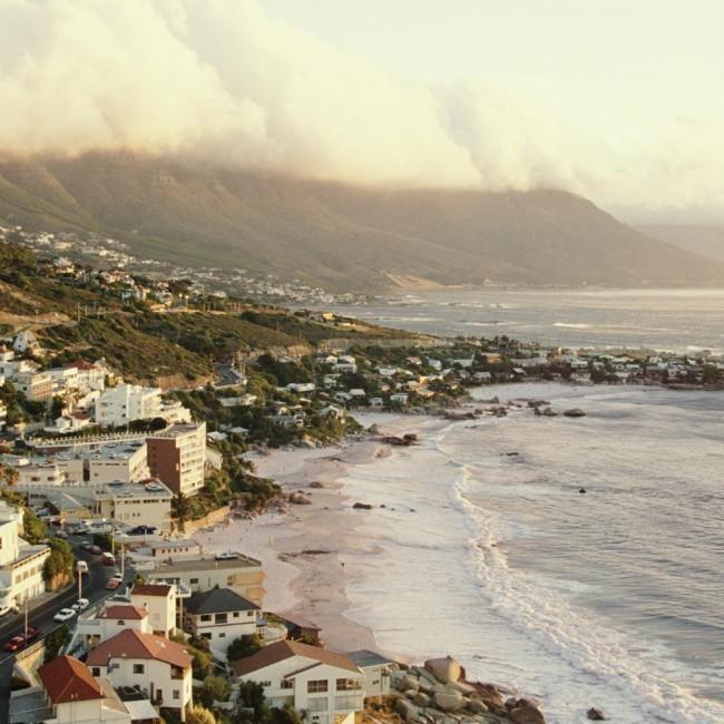 плажата Клифтон во Јужна Африка