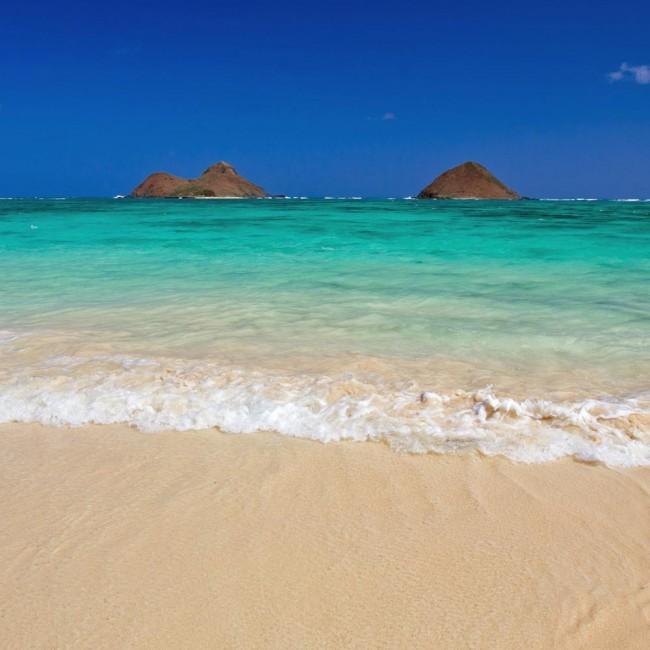 Ланикаи плажата во Хаваи