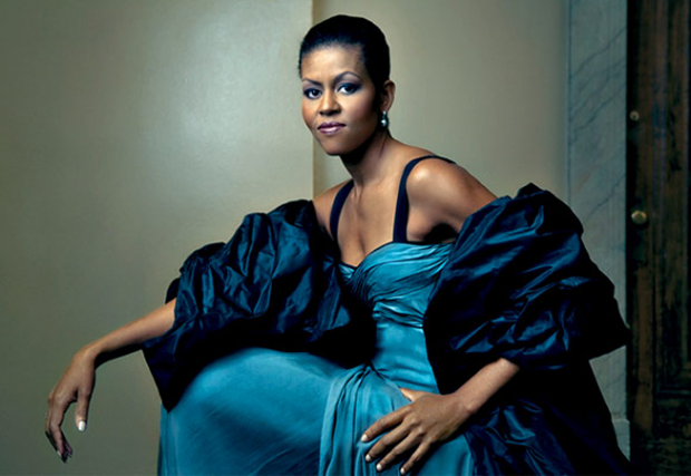 MICHELLE-OBAMA-POOFY-DRESS