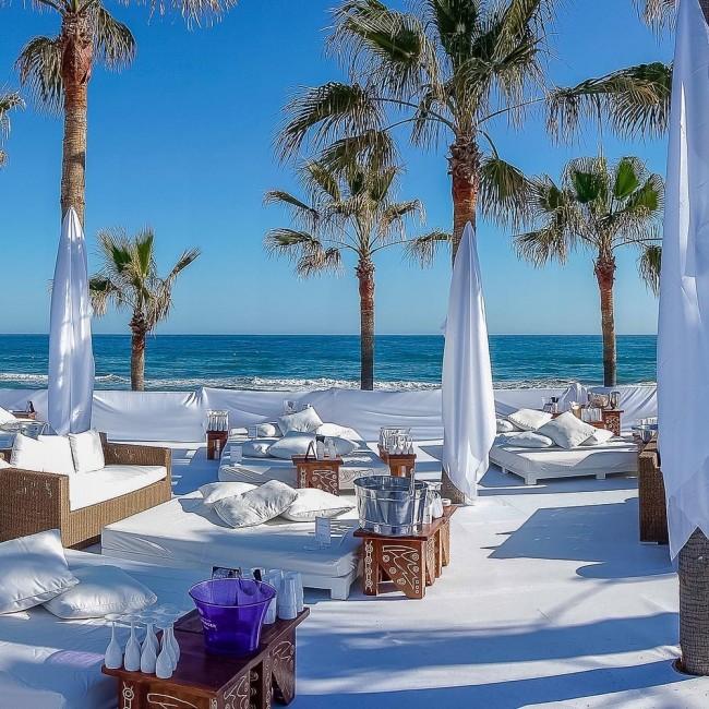 Ники плажата во Шпанија