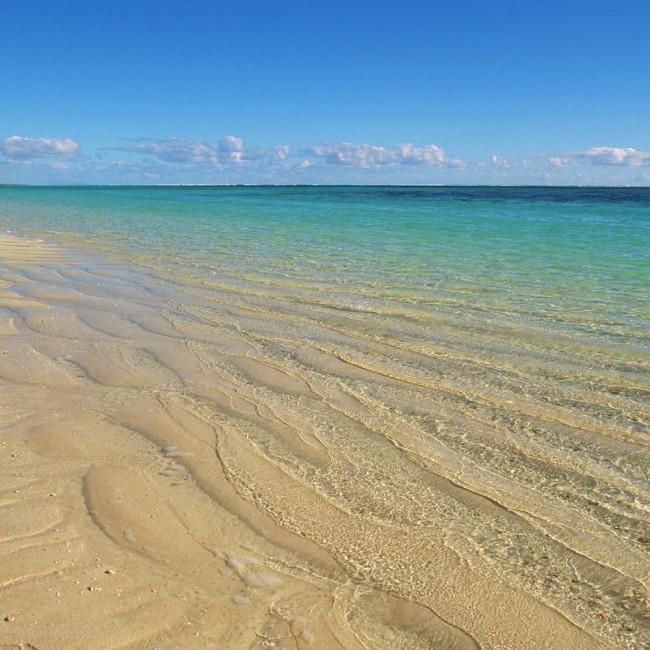 Тиркизниот залив во Австралија