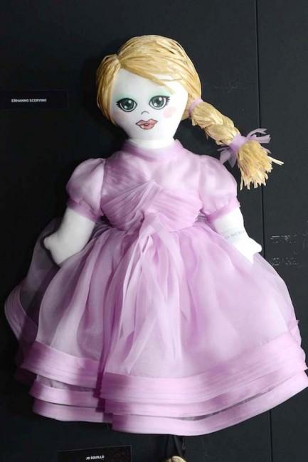 куклата на Ермано Скервино