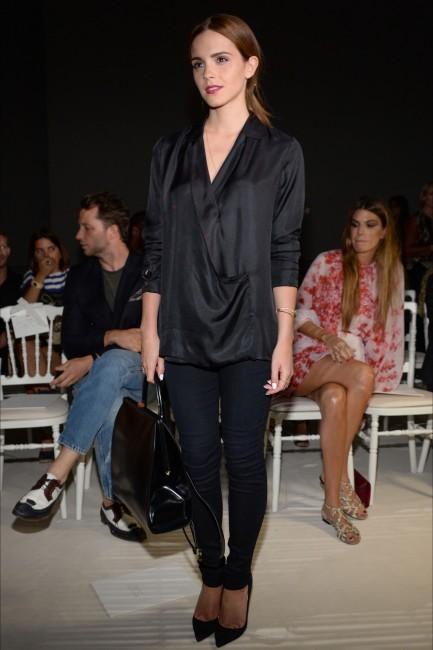 Џамбатиста Вали модно шоу: Ема Вотсон