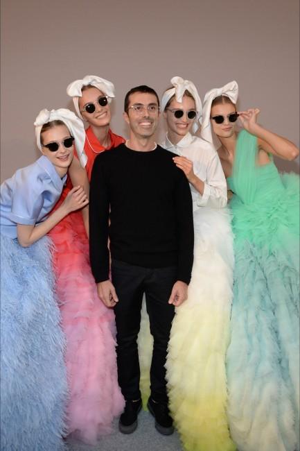 Џамбатиста Вали модно шоу: