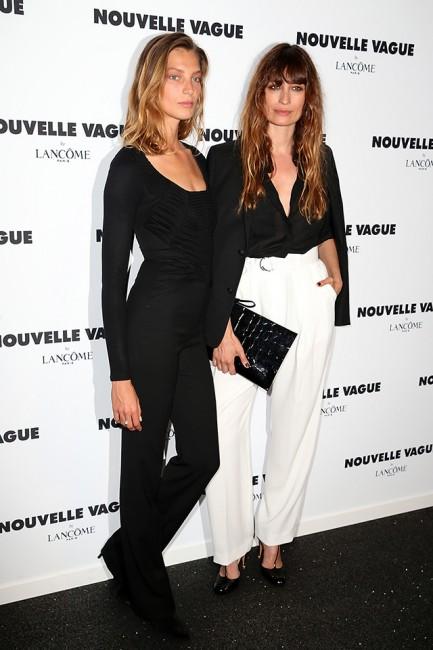 моден коктел во органзација на Ланком:Каролин де Магрет и Дарија Вербови