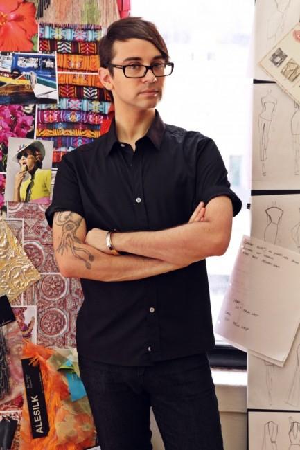 Кристијан Сириано - единствениот победник што успеа да оствари макар скромен успех во светот на модата