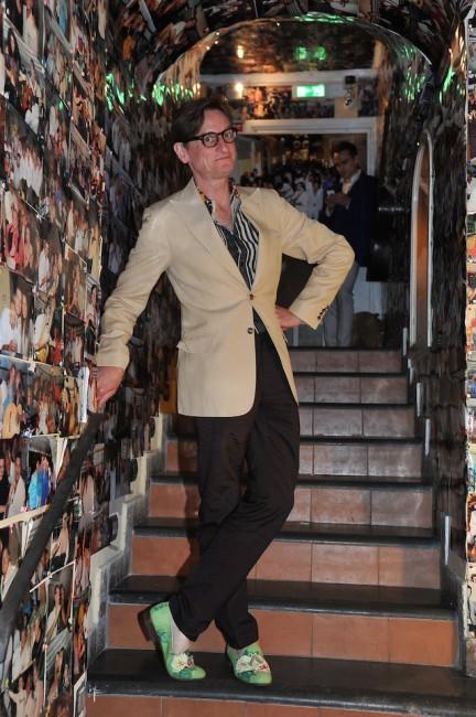 Модниот новинар Хамиш Болс
