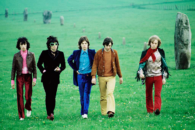 Rolling Stones 1968