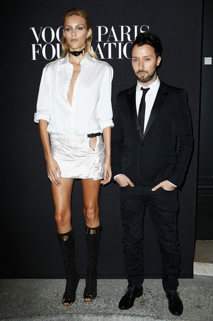 Vogue гала вечера: Ентони Вакарело и Ања Рубик