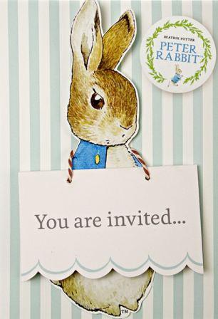 поканата за роденден