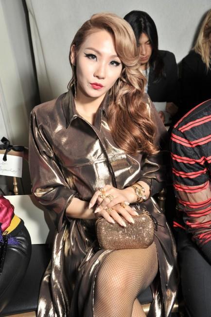 модно шоу на Жан Пол Готје: CL