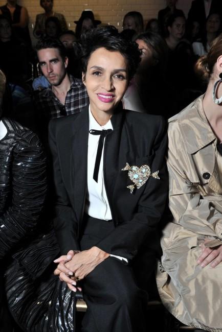 модно шоу на Жан Пол Готје: Фарида Келфа