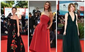 Блескавите модни моменти на 71-от филмски фестивал во Венеција
