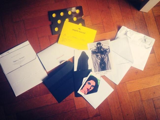 Еве како изгледаат поканите за дел од модните настапи