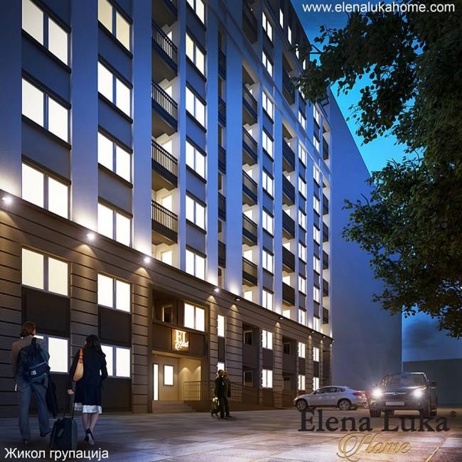 Новиот проект на Elena Luka Home