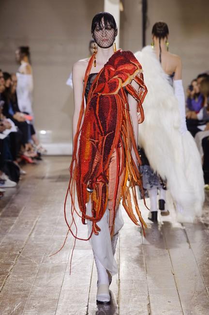 Мезон Мартин Марџела - haute couture, за сезоната пролет-лето 2015