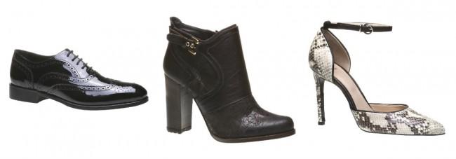 Женска линија чевли на Bata
