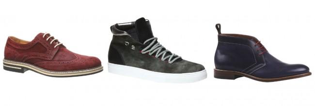 Машка линија чевли од Bata