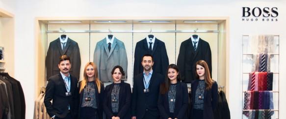 Премиум понудата на Хуго Бос во Скопје е поинакво искуство за купувачот
