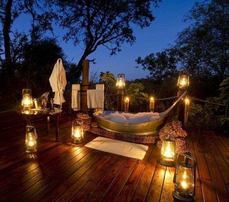 Санктуари Бајнс, Боцвана, 1.193 евра за ноќевање