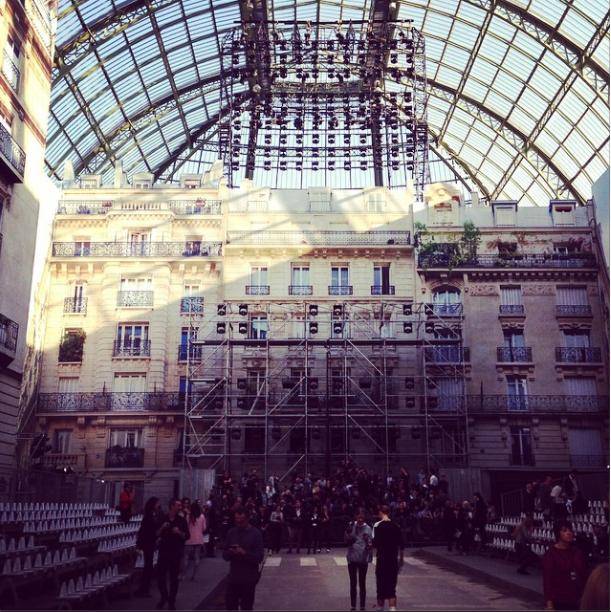 Апсолутно еден од највечатливите беше булеварот на Шанел, Chanel No.5