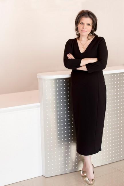 Елена Пандева, Генерален менаџер на модниот бренд Елена Лука