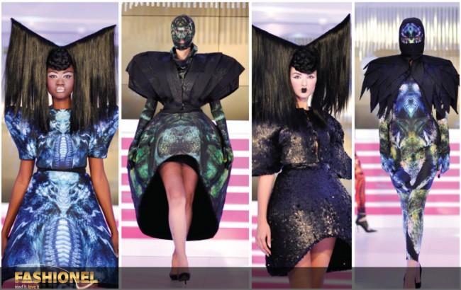 Ексцентрична кулминација на Моден викенд Скопје со колекцијата на Ивана Пиља