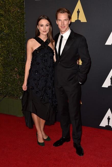 Keira Knightley- Benedict Cumberbatch