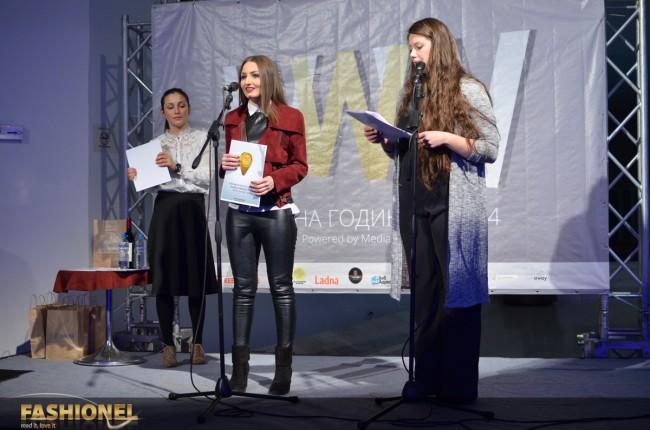 Марија Мечева - Главен уредник на Fashionel