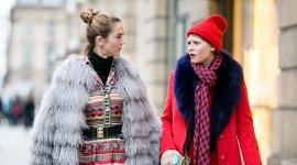 Ексцентричен луксуз во париската улична мода