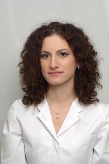 Доктор Тања Бурјакоска