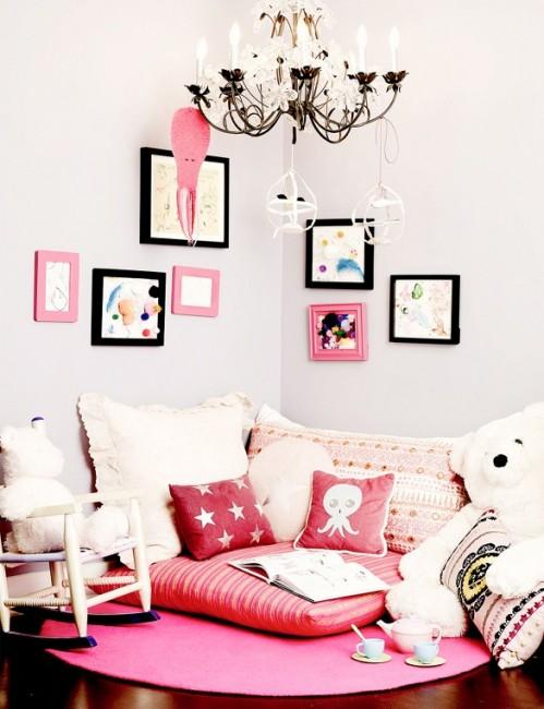 Детската соба на ќерката  Онор на Џесика Алба