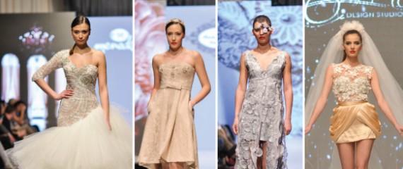 Неконвенционалноста нов тренд во невестинската мода