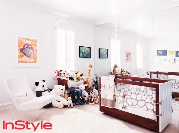 Собата на синот Скајлер на стилистката Рејчел Зое