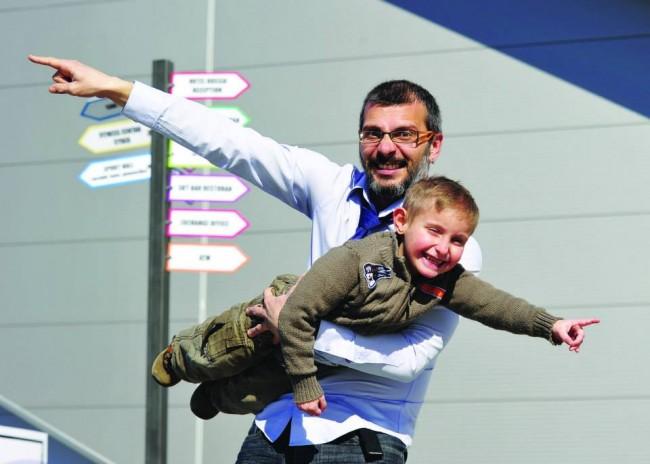 """Марко Новески и Андреј Арсов """"Дај побрзај!"""""""