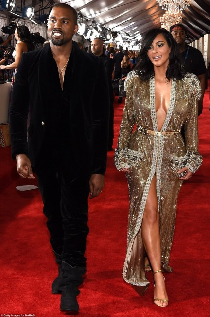 Ким и Канје