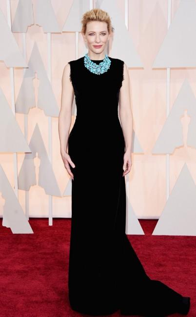 Кејт Бланшет во фустан на Maison Margiela Couture