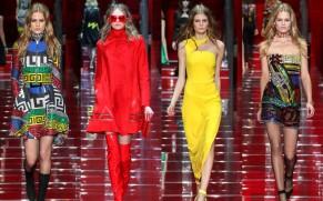 Версаче го обои третиот ден од миланската модна недела
