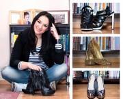Кожените парчиња – најдоминантни во плакарот на Кристина Арнаудова