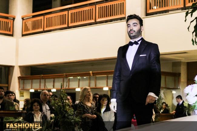 Александар Билјановски-Дадар носеше одело на брендот за машка облека Сињори