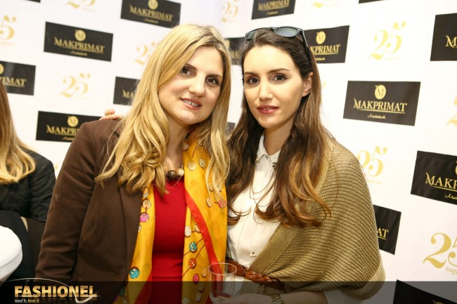 Маја Бегиќ и Јована Макеларска Поповски