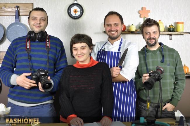 тимот на емисијата