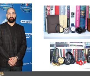 Перо Антиќ: Сакам квалитетни часовници што ќе им ги оставам на синовите!